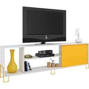 Rack_para_TV_de_42_BR_33_com_1_Porta_BRV_Moveis_Branco_Amarelo_02