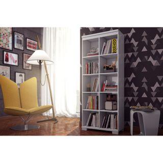 Estante_para_Livros_Colmeia_com_10_nichos_Dalla_Costa_C605_BB_Branco_0