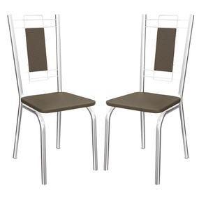 Cadeira-Cromada-Florenca-2C005---Kappesberg---Marrom