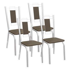 Cadeira-Cromada-Florenca-4C005---Kappesberg---Marrom