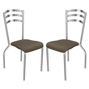 2-Cadeiras-Cromadas-Portugal-2C007CR---Kappesberg---Marrom