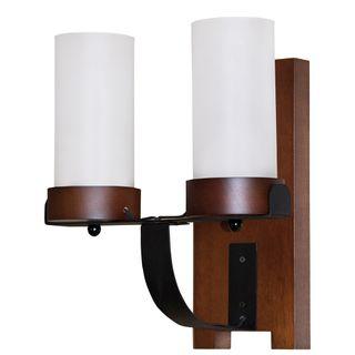 Arandela-Country-Envelhecida-para-2-lampadas-1200E-Luminarias-Muller