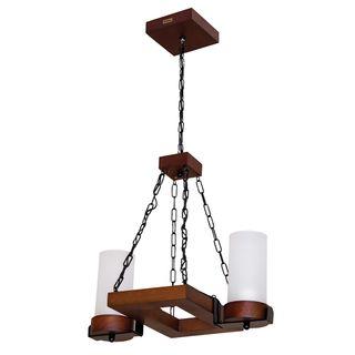 Lustre-Country-Envelhecido-para-2-lampadas-1202E-Luminarias-Muller