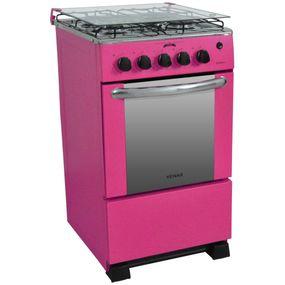 Fogao-a-Gas-Del-Plus-Vetro-GII-4-Bocas-Venax-Pink-01