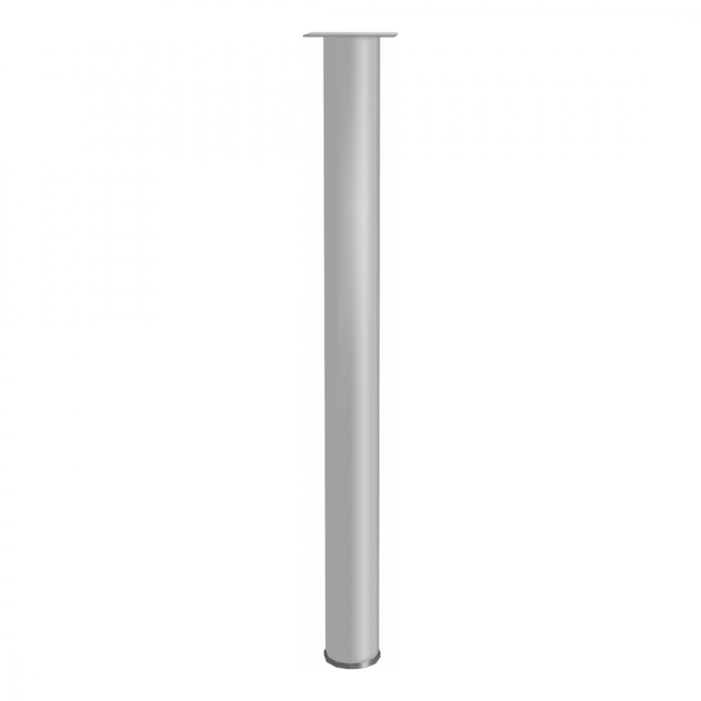 Pe-Metalico-para-Canto-PE110---Linha-Escritorio-Kappesberg---AL---Aluminio