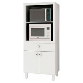 Balcao-Micro-Ondas-e-Forno-1-Gaveta-2-Portas-BL3305---Tecnomobili---Branco
