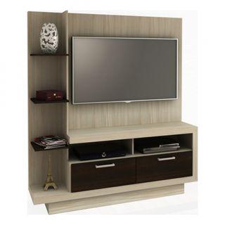 Painel-Home-Theater-TV-com-Nichos-2-Gavetas-E1711---Tecnomobili---Fresno-e-Tabaco