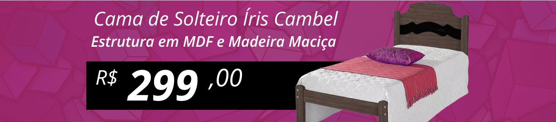 Cama Íris Cambel