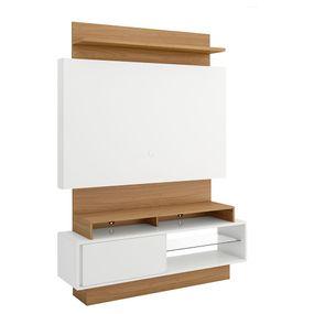 Painel-140-cm-com-1-Porta-de-Correr---TB111---Dalla-Costa---WJ---Off-White-e-Freijo