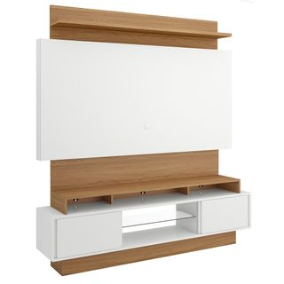Painel-180-cm-com-2-Portas-de-Correr---TB112---Dalla-Costa---WJ---Off-White-e-Freijo