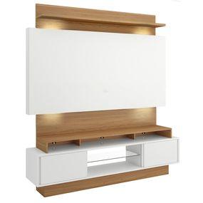 Painel-180-cm-com-2-Portas-de-Correr-com-Led---TB112L---Dalla-Costa---WJ---Off-White-e-Freijo