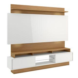 Painel-220-cm-com-2-Portas-de-Correr-com-Led---TB113L---Dalla-Costa---WJ---Off-White-e-Freijo