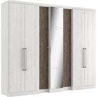 Roupeiro-Selecto-Glass-7-Portas-THB-M_veis-Teka-Demolicao-01