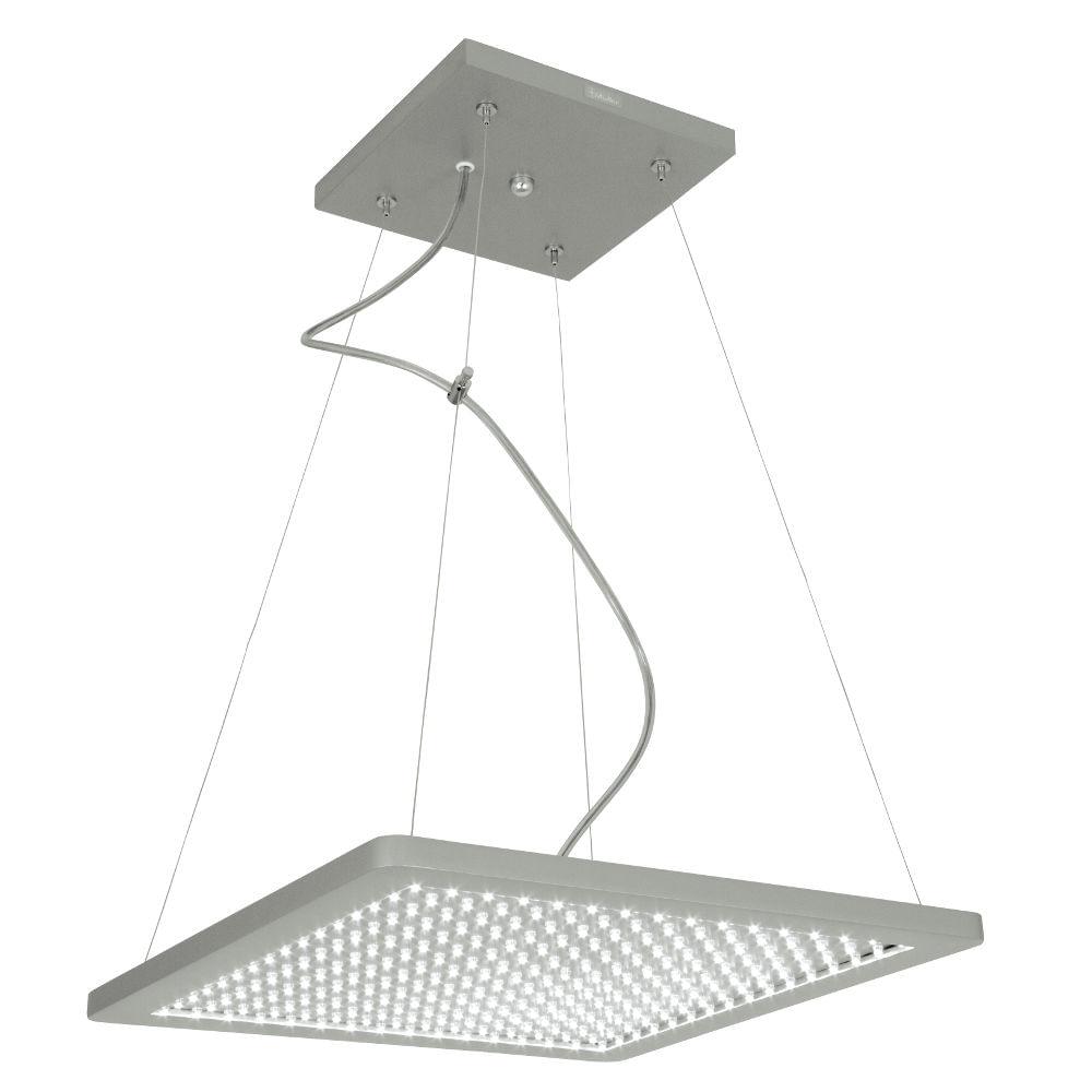 Pendente-LED-Nexus-Quadrado-9002-PR