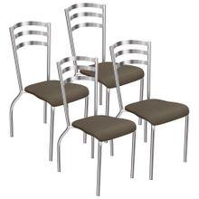 4-Cadeiras-Cromadas-Portugal-4C007CR---Kappesberg---Marrom