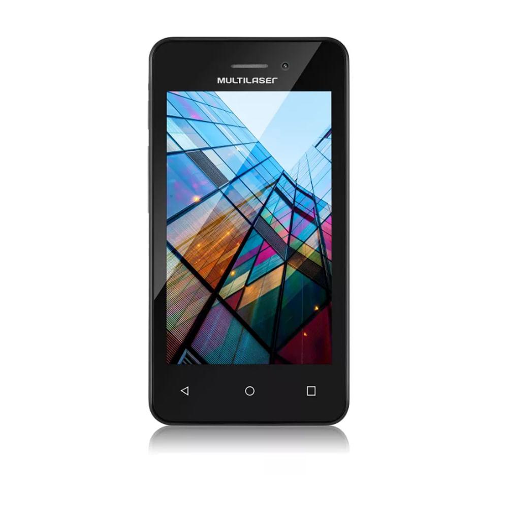 Smartphone-Multilaser-MS40S-4--Camera-2MP---5MP-3G-Quad-Core-8GB-Android-6---Preto