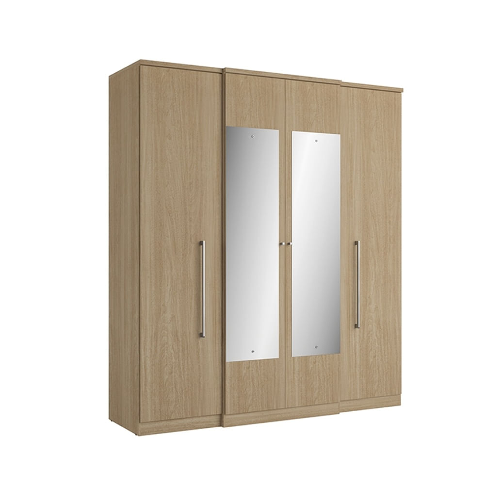 Roupeiro-de-Casal-com-Espelho-4-Portas-Splendore-Glass-THB-Vanilla-Sensitive-01