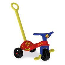 Triciclo-Infantil-Cachorrinho-com-Empurrador-Xalingo-01