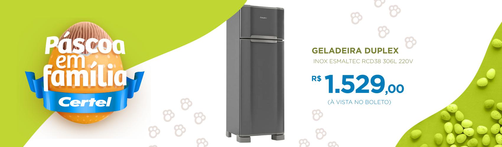 Refrigerador-Esmaltec