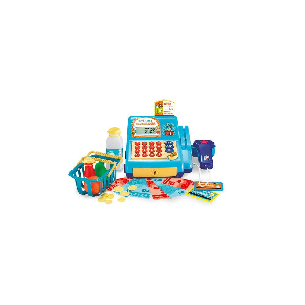 Brinquedo Caixa Registradora Multilaser