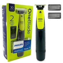Barbeador-OneBlade-Philips-QP2510-Bivolt-1