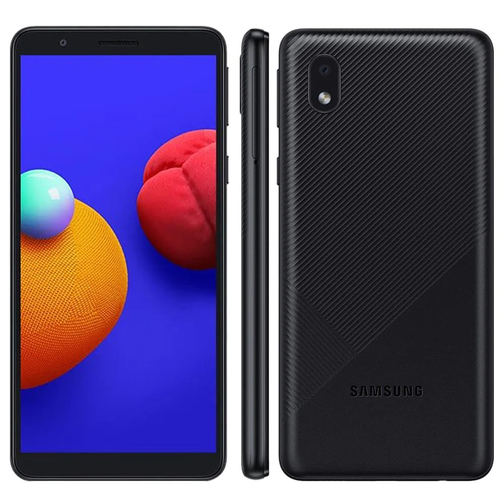 Smartphone-Samsung-A013-Galaxy-A01-Core-32GB-Tela-5.3--Camera-8MP---Frontal-5MP-Dual-Chip-Preto-1