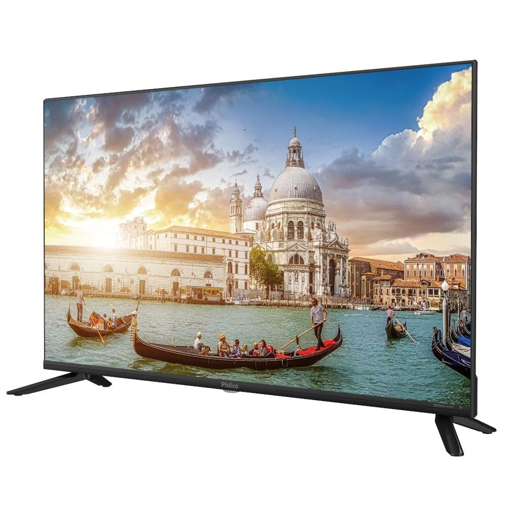 "Smart-TV-Full-HD-40""-Philco-PTV40G71AGBL-Android---Wi-Fi-Bluetooth-3-HDMI-2-USB-1"