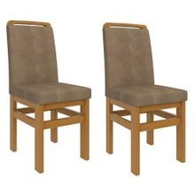 Kit-cadeira-Zamarchi-2-unidades-Canela-Cacau