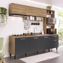 Cozinha-compacta-Antonela-7-portas-1-gaveta-Delmarco-Mel-Grafite-01