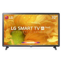 """Smart-TV-32""""-HD-LED-LG-32LM627BPSB-Wi-Fi-Bluetooth-2-HDMI-1-USB-1"""