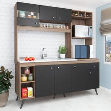 Cozinha-Compacta-Sabrina-7-portas-Fellicci-Teka-Grafite-01